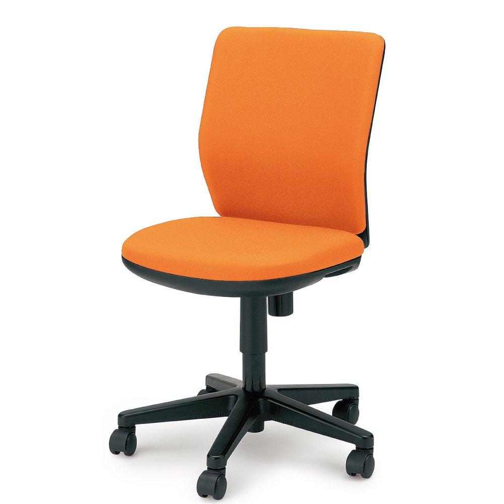 【配送組立設置込】 コクヨ オフィスチェア AXチェア Tタイプ AXB-R3Y ローバック オレンジ B00GFFKZAE オレンジ オレンジ