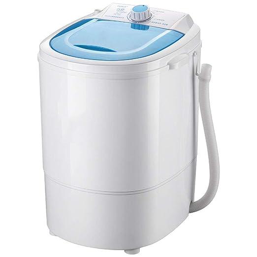 lavadora Mini semiautomática portátil para el hogar Capacidad de 4 ...
