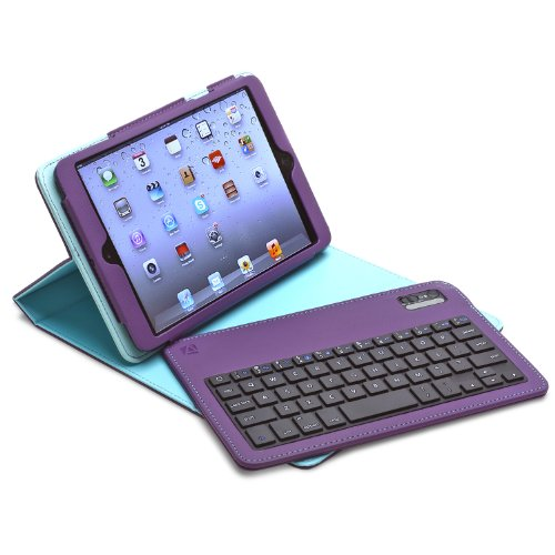 Aduro Bluetooth Removable Keyboard Turquoise