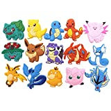 15pc Shoe Charms for Croc & Bracelet Wristband Kids Party Birthday Gifts #049