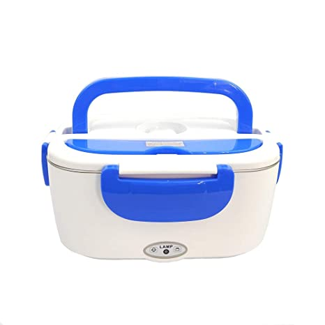 1646015d5930 Amazon.com: 1.5L Portable Electric Food Heating Warmer Lunch Box ...