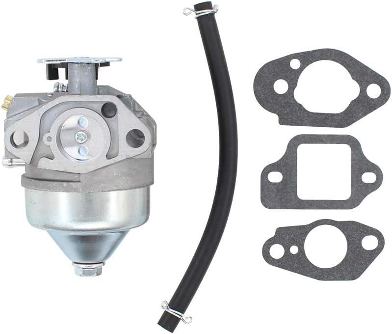 MOTOKU Carburetor for Honda GCV190 GCV190A GV190LA HRB217 HRX217 HRX217K1 HRX217K2 Engine Motor Pressure Washer Lawn Mower Carb Replaces 16100-Z0Y-813