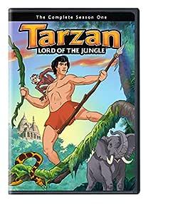 Tarzan: Lord of the Jungle Season 1 (DVD)