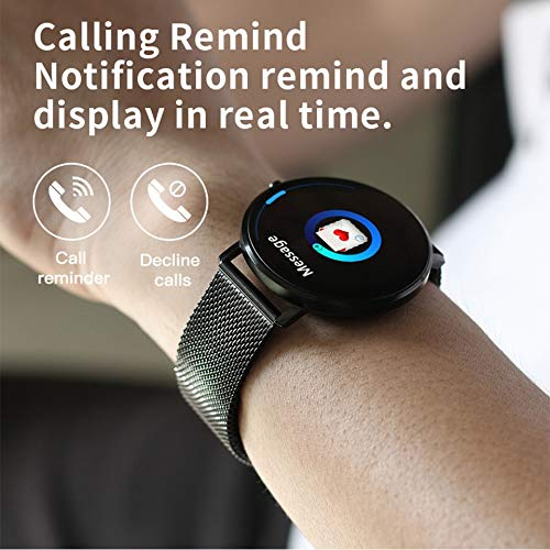 SJUTALR Relojes Deportivos Reloj de Bricolaje Cara Smartwatch 30 ...