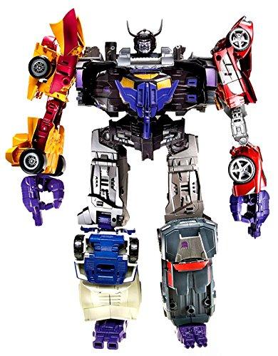 Transformers Generations Combiner Wars Motormaster, Dragstrip, Dead End, Breakdown & Offroad Action Figures
