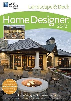 Home Designer Landscape & Deck 2012