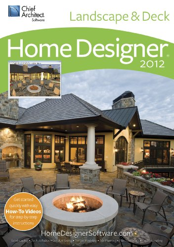 Home Designer Landscape & Deck 2012 [Download] by Chief Architect