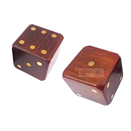 home office decor games. PEBBLE CRAFTSWooden PAPER WEIGHT DICE Model Set Of 2 Home Office Decor  Handicraft GIFT Item Home Office Decor Games T