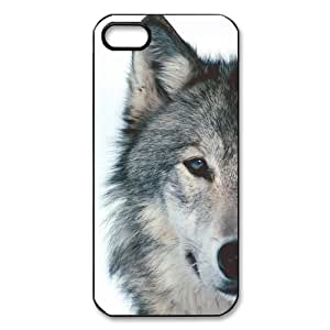 Wolf Case for Iphone 5 Petercustomshop-IPhone 5-PC00703