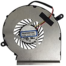 PAAD06015SL N302 Replacement Laptop GPU Cooling Fan For GE62 GE72 PE60 PE70 GL62 GP62 Notebook Fan 3Pin