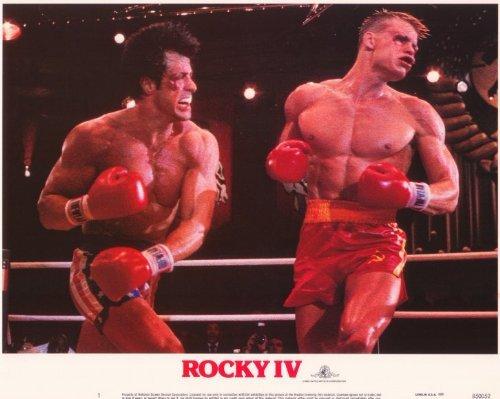 Rocky 4 POSTER Movie