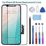 Compatible for iPhone XR Screen Replacement, LCD