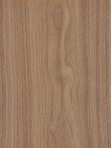 Wood Veneer, Walnut, Flat Cut, 2x8, PSA Backed