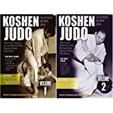 Koshen Judo Old School Pre WWII Japan  (Grappling) - 2 DVD Set