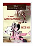 American Legends Volume 1: The Legend of Johnny Appleseed and Pecos Bill [Classroom Edition]