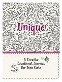 Unique: A Creative Devotional Journal for Teen Girls
