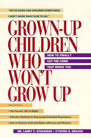 Free Grown-Up Children Who Won't Grow Up