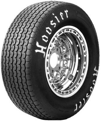 Hoosier Quick Time D.O.T. Drag Racing Tire 31 X 18.50-15 LT - 17150QT by Hoosier (Image #1)