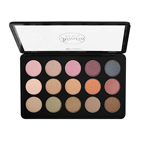 BH Cosmetics Studio Pro Dual Effect Wet/Dry Eyeshadow Palette (Pro Effects)