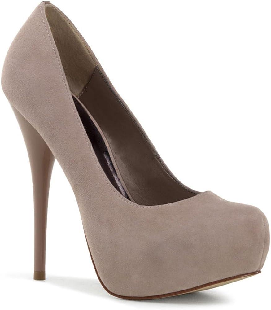 5 1/2 Inch Stiletto Heel Hidden