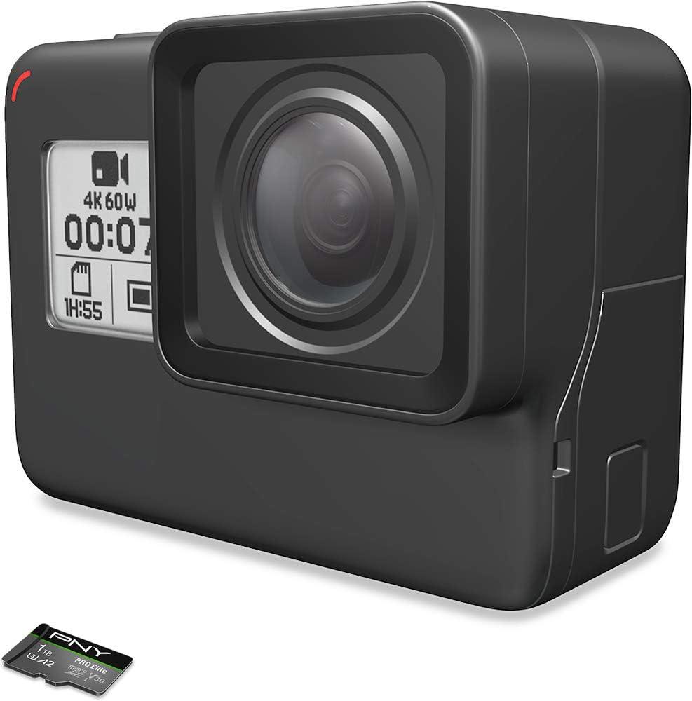 Pny Pro Elite 1tb Microsdxc Memory Card Sd Adapter Computers Accessories