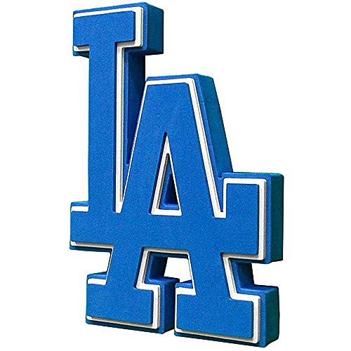 Foam Fanatics Los Angeles Dodgers Foam Logo Sign
