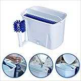 EasyGoDishwasher™ – Manual Portable Dishwasher – Easy to clean all size dishes and silverware. This dish scrubber...
