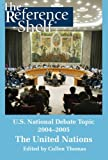 U. S. National Debate Topic 2004-05, , 0824210352