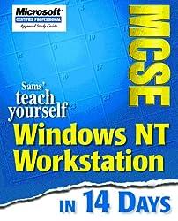 Sams Teach Yourself MCSE Windows NT Workstation 4 in 14 Days