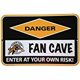 CFL Hamilton Tiger-Cats Fan Cave Sign