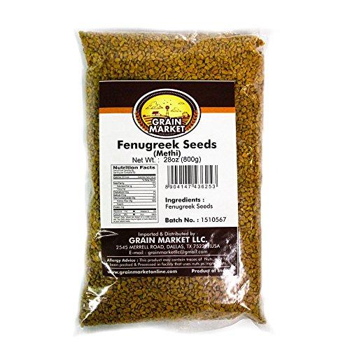 Grain Market Fenugreek Seeds 800g by Grain Market