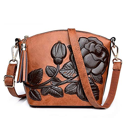 premium selection f016d 49db3 Totes Y Mjfo Bolsos Mujer Para Monederos Floral Bolso 6d4qnFR4