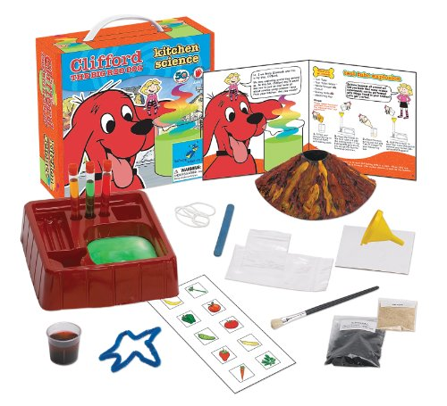 (Clifford The Big Red Dog Kitchen Science Kit)