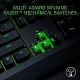 Razer BlackWidow Ultimate: Esports Gaming Keyboard