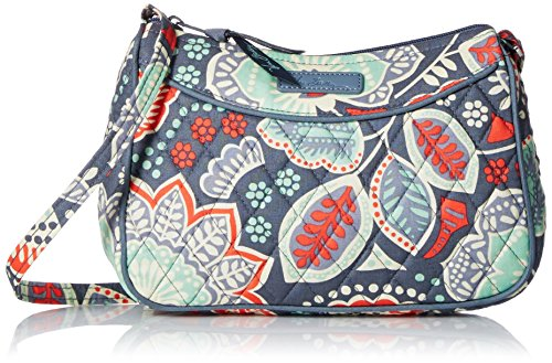 9016246ec88 Vera Bradley Little Crossbody, Nomadic Floral - Import It All