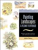 Painting Landscapes, Adelene Fletcher, 0764156136