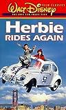 Herbie Rides Again [VHS]