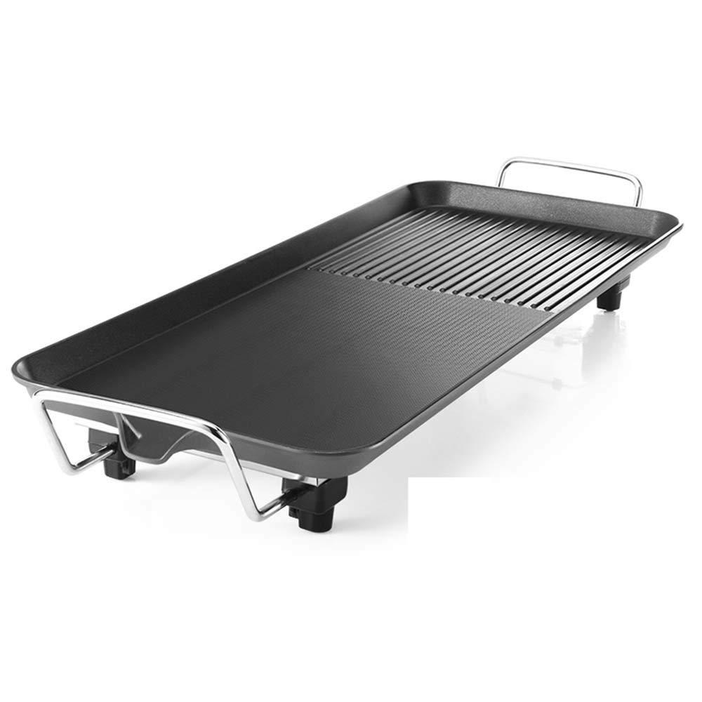 DR - Baking Rack - Barbecue Stove Home Barbecue Smoke-Free Indoor Barbecue Tray Korean Paper Baking Tray Self-Service Barbecue Electric Oven Grills (Size : Small)