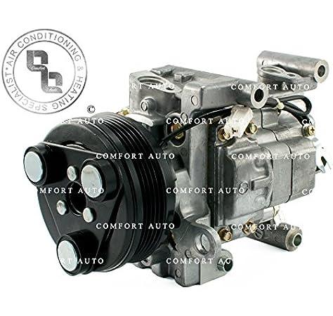 Brand New AC Compressor with Clutch 04-09 Mazda 3 06-10 Mazda 5 2.0L 2.3L non turbo