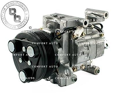 Brand New AC Compressor with Clutch 04-09 Mazda 3 06-10 Mazda 5 2 0L 2 3L  non turbo