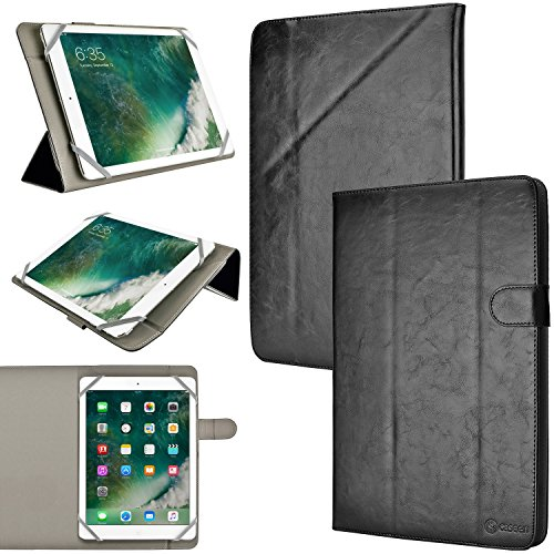 "8.9-10.1"" Inch Universal Tablet Case, caseen Leather Folio S"