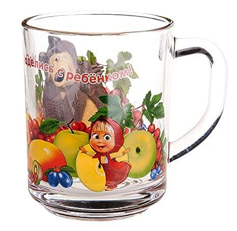 Amazon.com: Taza Mug 8.5 fl oz regalo vajilla infantil de ...
