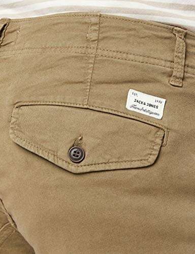 Jack Jones walnut amp; Marron Homme Pantalon vw1rxvPOq