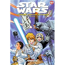 STAR WARS MANGA L'EMPIRE CONTRE-ATTAQUE T01