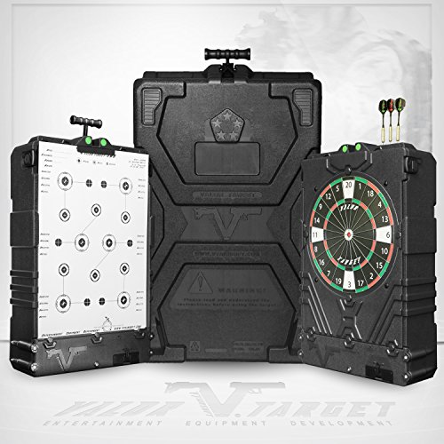 VT-Airsoft-Valor-Target--All-in-one-Professional-Shooting-Target-BB-Trap