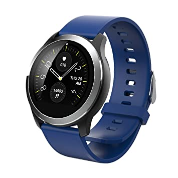 Amazon.com: ZMCY Z03 Smart Watch, 1.22 IPS Color Screen ...