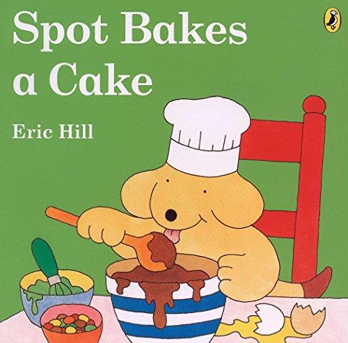 Hill Cake - Spot Bakes a Cake
