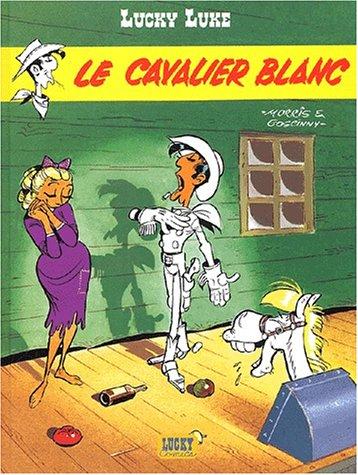 Lucky Luke. n° 10 Le cavalier blanc
