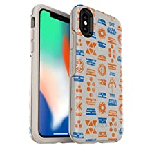 OtterBox Symmetry Series Star Wars Case for iPhone Xs & iPhone X - Retail Packaging - HAN Solo