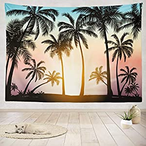 515D9ypZHkL._SS300_ Beach Tapestries & Coastal Tapestries